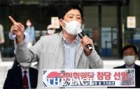 '취재진 폭행' 박상학