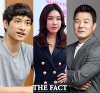 '예능계 비상' 김요한→한혜진·이형택 줄줄이 코로나19 확진 [TF초점]
