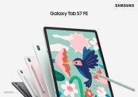 삼성전자, '갤럭시 탭 S7 FE' 23일 국내 출시…내일(19일) 사전예약 시작
