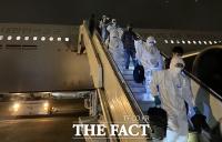 국방부, 청해부대 301명 전원 복귀 위한 '오아시스' 작전 개시 [TF사진관]