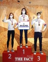 노스페이스, 'K-에코 팀코리아 컬렉션' 입고 올림픽 응원해요!