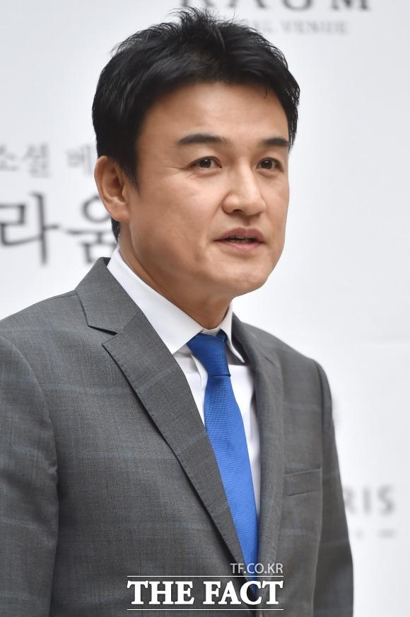 배우 박중훈이 음주운전 혐의로 벌금 700만원을 선고받은 것이 뒤늦게 알려졌다. /더팩트 DB