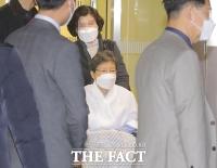 박근혜 전 대통령, 어깨 통증으로 입원…올해 두번째