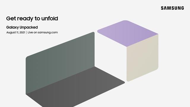 '8월 11일 만나요' 삼성전자, '갤럭시 언팩' 공식 일정 발표