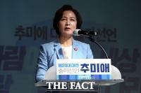 '드루킹특검 추진' 추미애