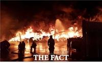 전북지역 상반기 화재 원인 1위는 '부주의'
