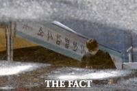 '역대 최다 확진' 선별검사소 찾은 시민 [포토]