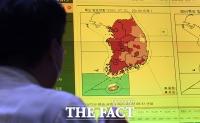 가장 덥다는 '대서', 전국이 뜨겁게 달아 오른다 [TF사진관]