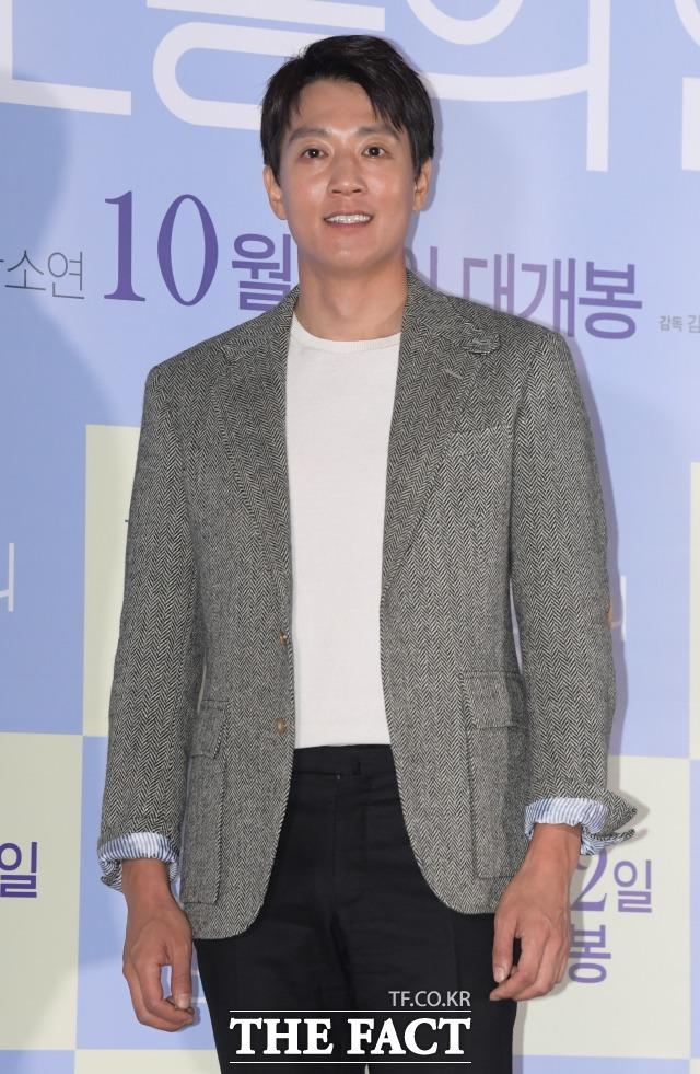 배우 김래원 8년 동안 함께했던 HB엔터테인먼트와 전속 계약을 종료한다. /더팩트 DB