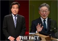 [주간政談<하>] 이재명 '盧 탄핵' vs 이낙연 '형수 욕설' …제살 깎기 '치킨게임'