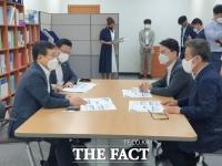 김병수 울릉군수, 2022년 국비 확보 위해 동분서주