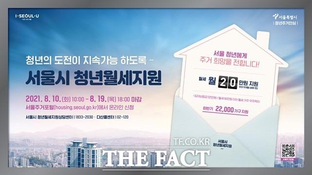 서울시 '청년월세' 소득기준 완화…219만→274만원