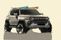 코란도 DNA 되살린다…쌍용차, 차세대 SUV 'KR10' 디자인 공개