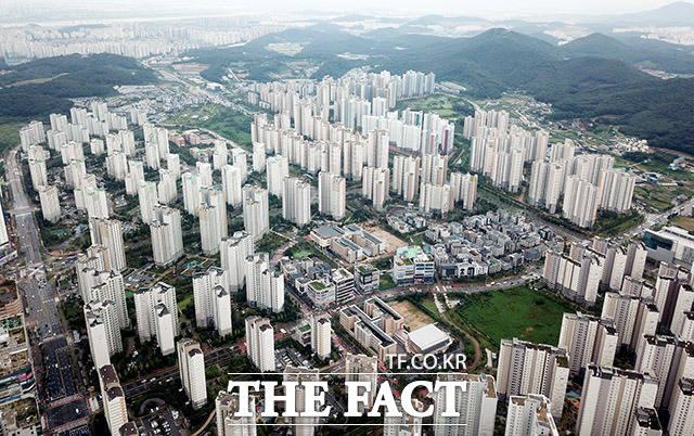 3기 신도시와 수도권 공공택지에 대한 사전청약 1차 접수가 내일(28일)부터 시작된다. /이덕인 기자