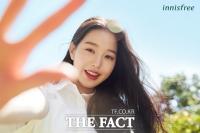 이니스프리, 브랜드 글로벌 모델로 장원영 선정