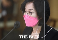 다주택 논란 속 질의 받는 김현아 SH사장 후보자 [TF사진관]