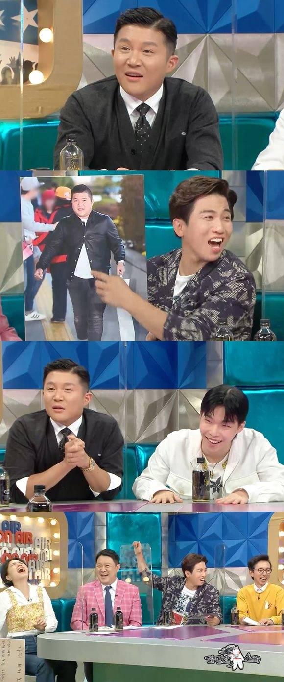 개그맨 조세호가 28일 밤 방송 예정인 MBC 예능 프로그램 라디오스타에 출연해 근황을 전하고 패션에 대한 다양한 이야기를 나눈다. /MBC 라디오스타 제공