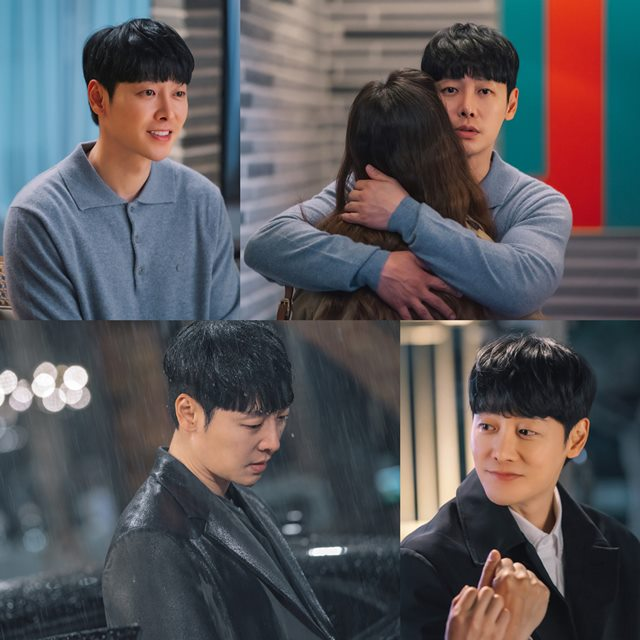 tvN 월화드라마 너는 나의 봄에 출연 중인 배우 김동욱이 섬세한 감정 연기로 호평받고 있다. /키이스트 제공
