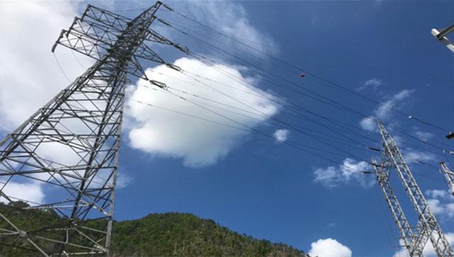 영풍 석포제련소는 석포면 지역주민이 주도적으로 참여하는 오미산풍력발전 사업에 제련소가 소유하고 있는 특고압송전선로를 무상 제공하기로 결정했다. /석포제련소 제공