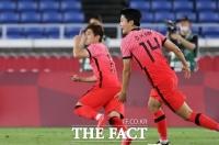 [속보] 이동경 골!, 하지만 멕시코에 3골 내준 김학범호 1-3 전반 종료
