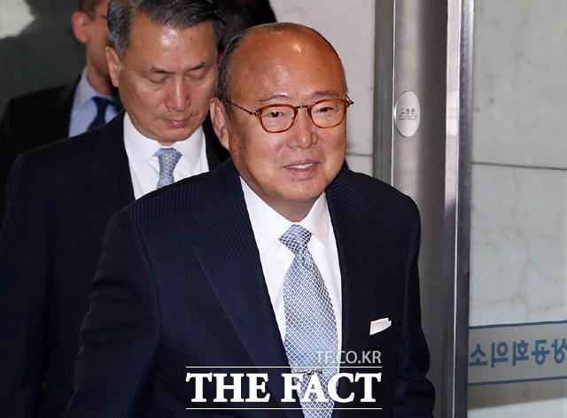 김승연 한화그룹 회장이 1일 자로 취임 40주년을 맞았다. /임세준 기자