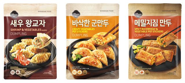 신세계푸드, '올반 미트프리 만두' 수출국 확대 박차