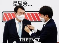 윤석열 '국힘 버스 탑승!'…이준석,