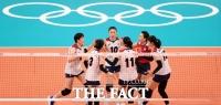 한국 여자배구, 브라질에 0-3 패배…세르비아와 동메달전 간다