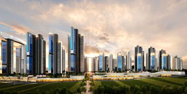 10일 건설 업계에 따르면 포스코건설·GS건설 컨소시엄이 1조2000억 원 규모 재개발 사업지인 부산 서금사5구역 시공사로 선정됐다. /포스코건설 제공