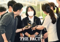 윤미향, 첫 재판서 혐의 부인…