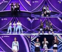 '걸스플래닛', 222만 명 시청·6천만 뷰…화제성도 단연 톱