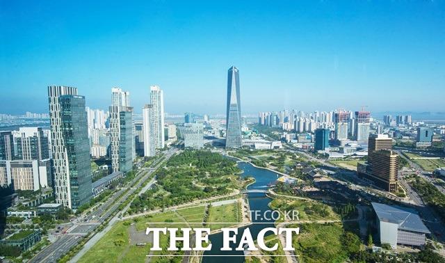 인구유입 '쑥쑥'…대형 건설사, '경제자유구역'으로 눈 돌린다