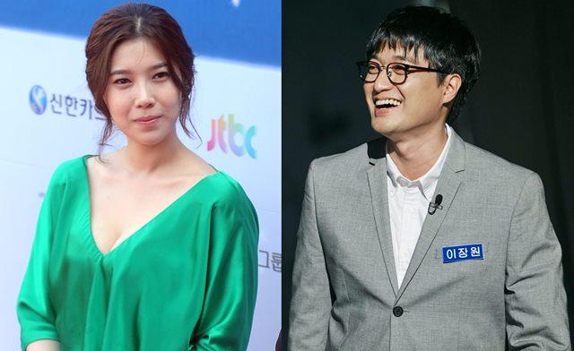 가수 겸 뮤지컬 배우 배다해(왼쪽)와 그룹 페퍼톤스 멤버 이장원이 올가을 결혼식을 올린다. /더팩트DB, tvN제공