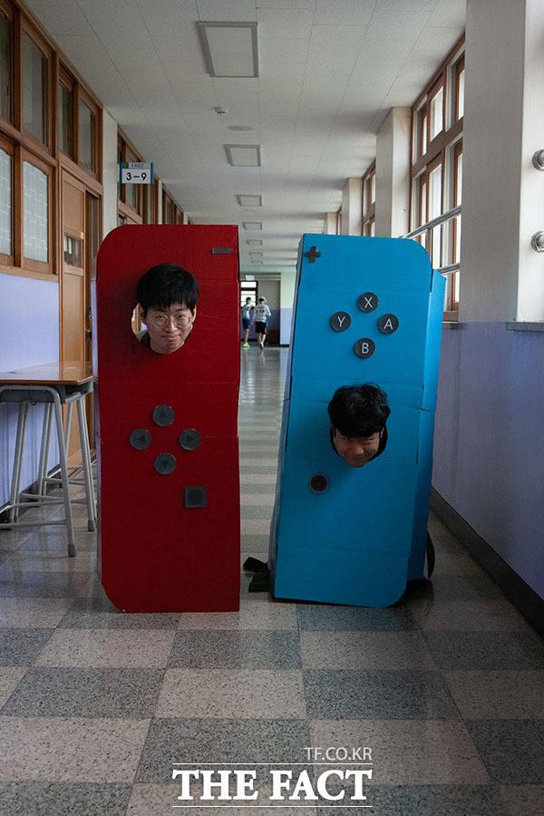 학생들이 사랑한 게임기!