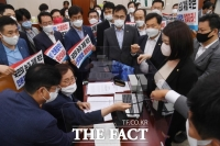 [주간政談<하>] '입법 독주' 민주당…