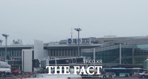 김포-제주 노선 세계적 가장 운행량 많아 제2공항 추진 당위성, 필요성 강조 / 제주공항전경