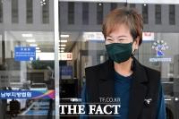 '목포 부동산 투기' 손혜원, 미소 지으며 '여유 만만' [TF사진관]