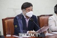 윤호중, 국민의힘 부동산 의혹에