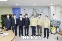 시흥시, LH, 미래 발전계획 논의 간담회 개최