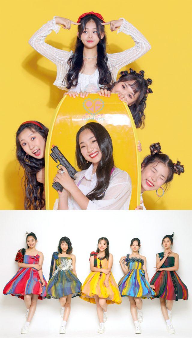미스트롯2를 통해 결성된 그룹 파스텔걸스가 신곡 효녀심청을 발매하고 활동에 나선다. /팝스엔터테인먼트 제공