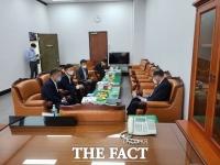 울릉군·울릉군의회, 대형트롤선 동해 진출 저지 총력전