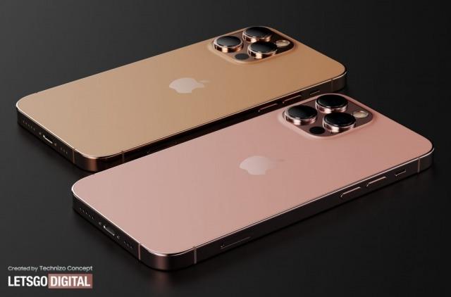 '아이폰13' 로즈골드 부활하나…다음 달 17일 출시 전망