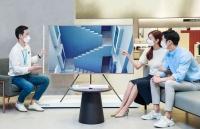 신혼부부가 주목한 삼성 '더 프레임', 지난해보다 4배 더 팔렸다