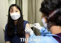 18~49세 청장년층 백신 접종 시작, 추석 전 접종 '속도전' [TF사진관]