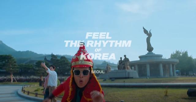 정부와 지자체, 공공기관이 앞다퉈 유튜브 콘텐츠를 제작하는데 열을 올리고 있다. /유튜브 채널 Imagine your Korea'캡처
