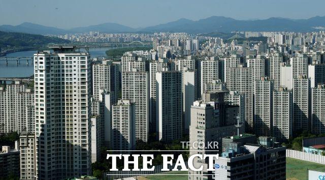8월 전국 집값 1.50%↑…14년 8개월 만에 최고