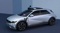 '운전자 없는' 현대차 아이오닉 5 로보택시, 2023년 도로 달린다