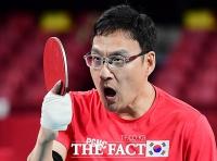사천 출신 주영대…도쿄패럴림픽 남자탁구 단식 첫 금메달