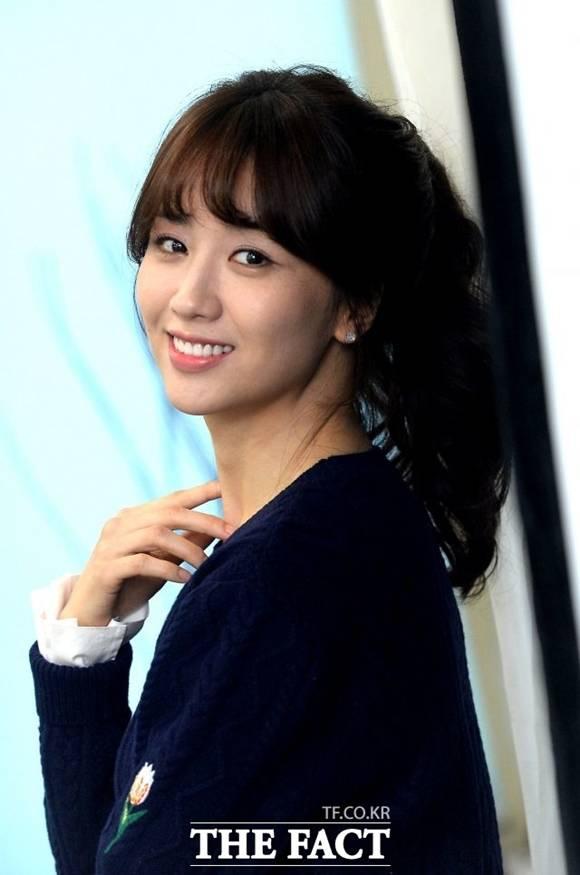 배우 박하선이 가짜 수산업자 관련 루머에 대해 법적 대응을 예고했다. /더팩트 DB