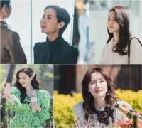 '하이클래스' 조여정→김지수, 새롭고 강렬한 '여캐'의 등장